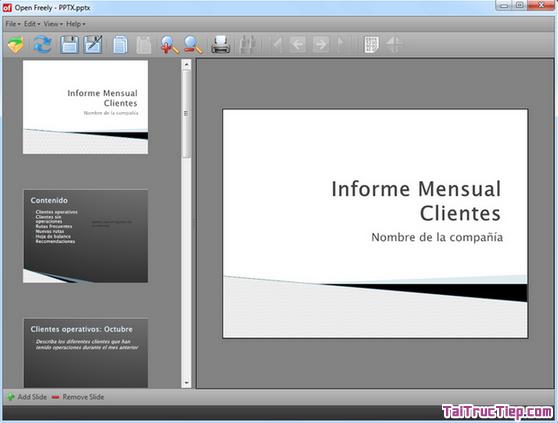 Tải cài đặt Open Freely - Xem và chỉnh sửa nhiều định dạng file + Hình 2