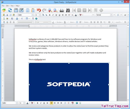 Tải cài đặt Open Freely - Xem và chỉnh sửa nhiều định dạng file + Hình 4