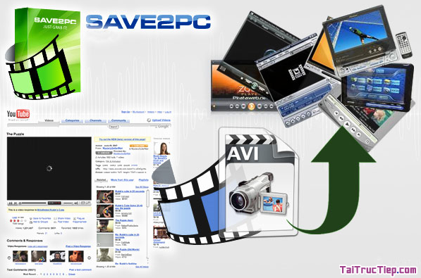 Tải Save2pc Ultimate - Phần mềm hỗ trợ download video cho Windows + Hình 2