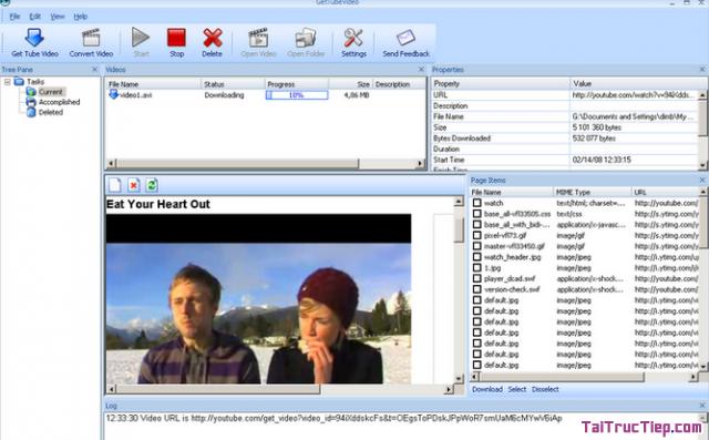 Tải GetTubeVideo - Phần mềm Download video trên các trang web + Hình 4