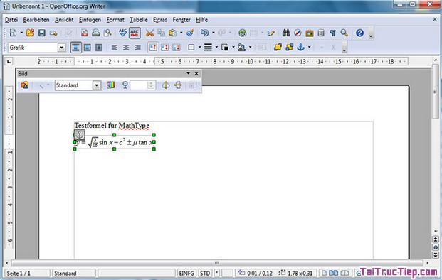 Tải MathType - Ứng dụng chèn công thức Toán học cho Windows + Hình 3