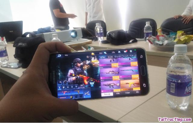 Hướng dẫn tải và cài đặt game Phục Kích cho điện thoại cài Android + Hình 11